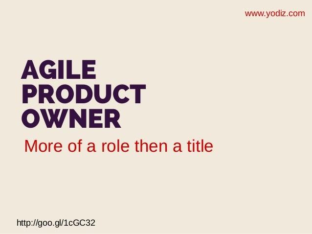 Product-owner-job-description Slide 2