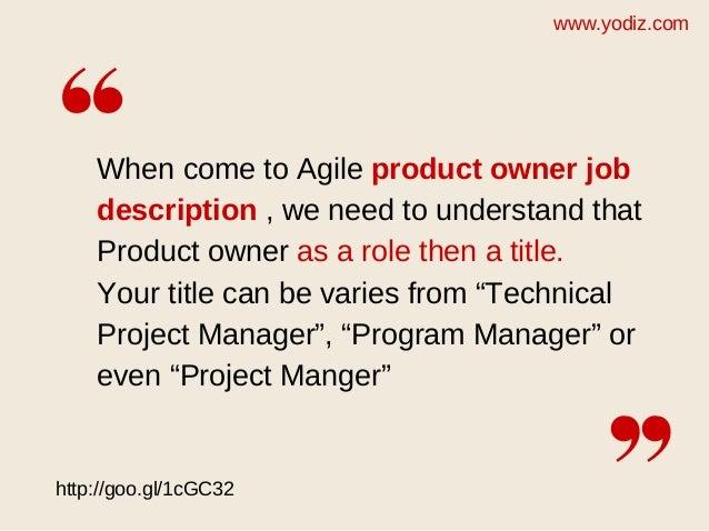 Product-owner-job-description Slide 3
