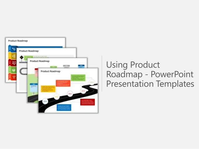 product roadmap powerpoint presentation
