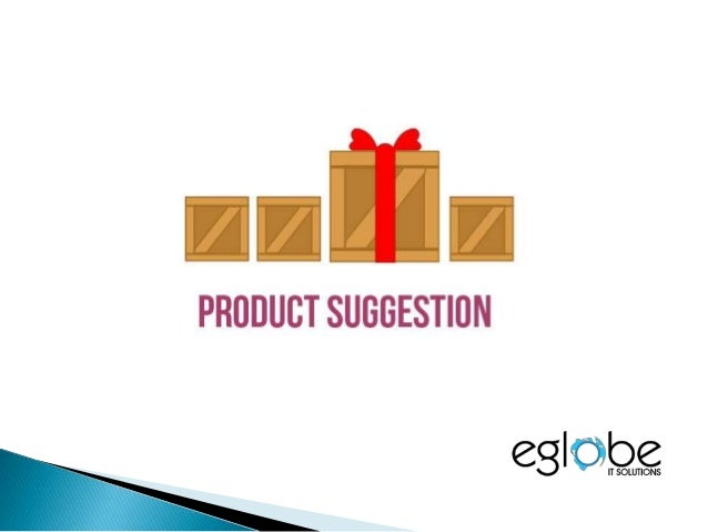 Product Suggestion Magento Extension Offer Personalized Recommendations on Your eCommerce Store