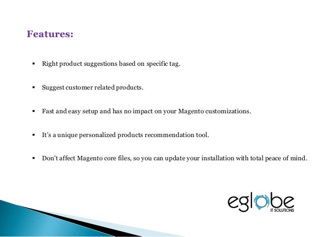 Product Magento Extension - Offer Personalized