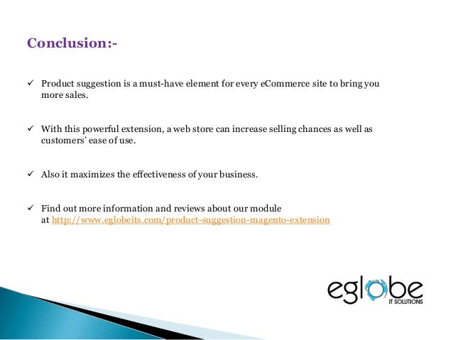 Visit our some more modules at http://www.eglobeits.com/modules