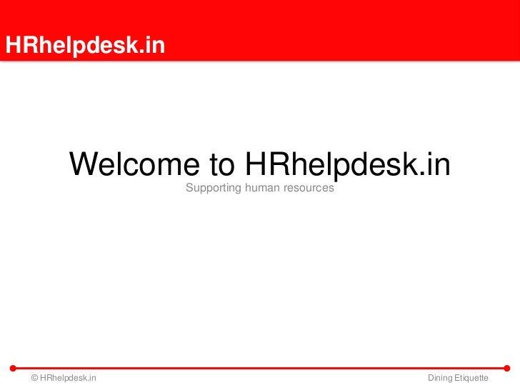 HRhelpdesk.in          Welcome to HRhelpdesk.in                    Supporting human resources  © HRhelpdesk.in            ...