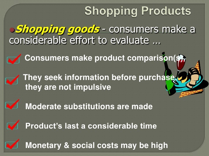 Product and brand mana... Unsought Goods
