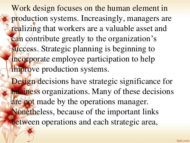 product and services design Presentation of power point notes from heizer and render, principles of operations management 10e.