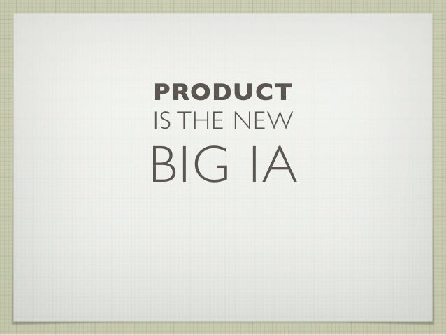 PRODUCTIS THE NEWBIG IA
