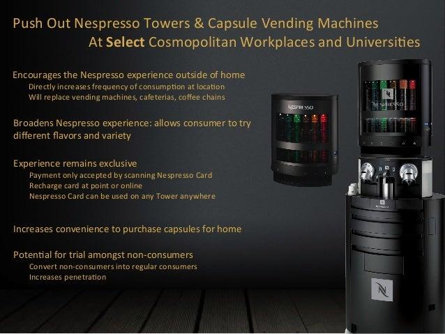 Marketing Plan For Nespresso