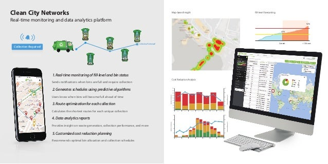 Smart Waste Management Solutions (Ecube Labs)