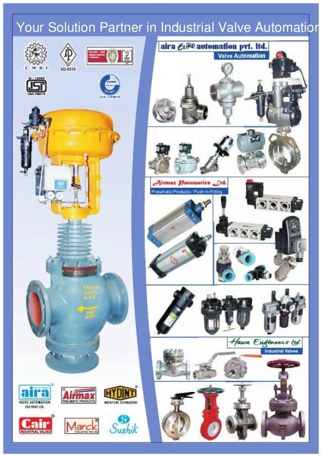 Your Solution Partner in Industrial Valve Automation.                       Pneumatic Products / Push-in-Fitting