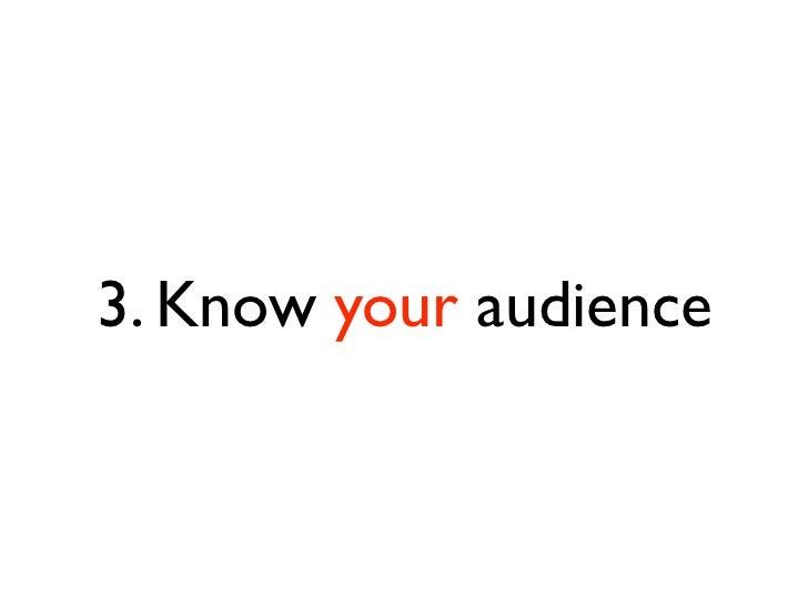4. Domain Expertise