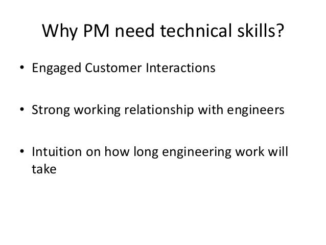 Product Camp Silicon Valley 2018 - PM Technical Skills Slide 2