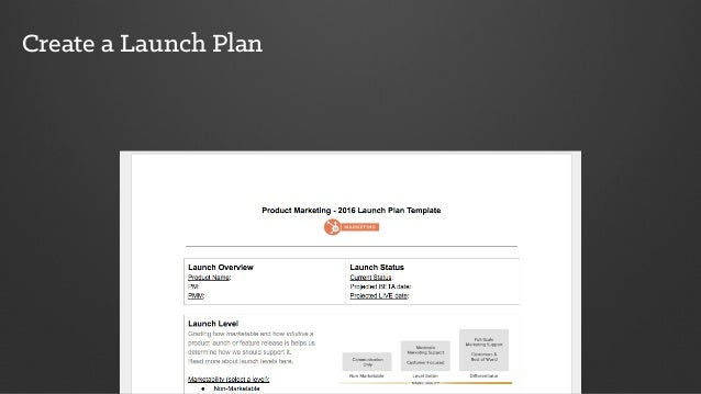 Step 1: Launch Overview