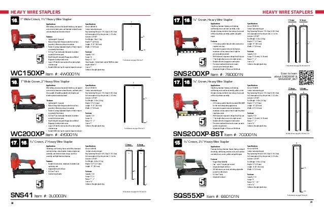 Senco Product Catalog