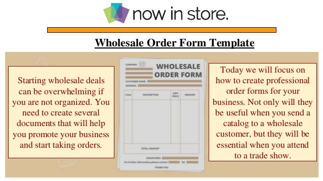 product catalog template maker
