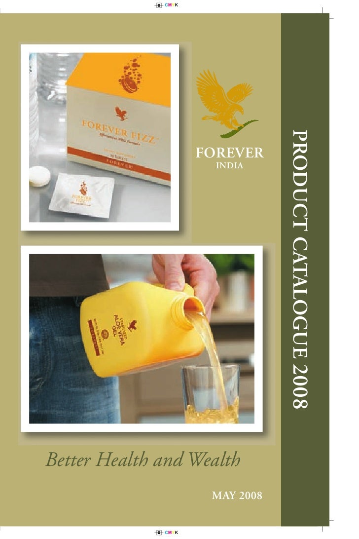CMYK                                 PRODUCT CATALOGUE 2008                     FOREVER                       InDIABetter ...