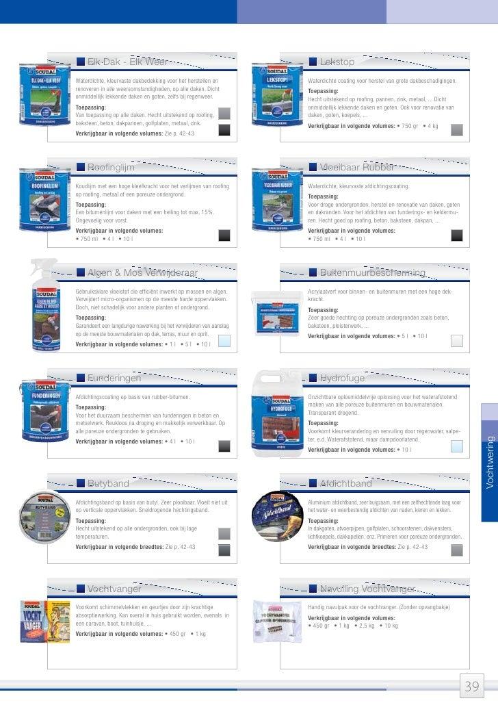 Soudal catalogus - Daken en volumes ...