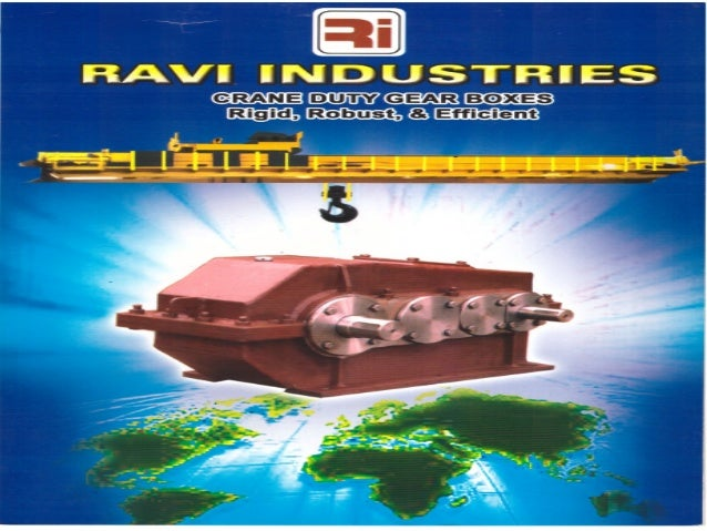 Ravi Industries Product catlog