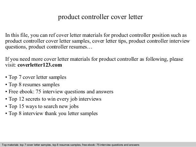Credit Controller Cover Letter - sarahepps.com -