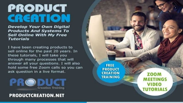 Our Free Tutorials On How To Create your Own Digital Products