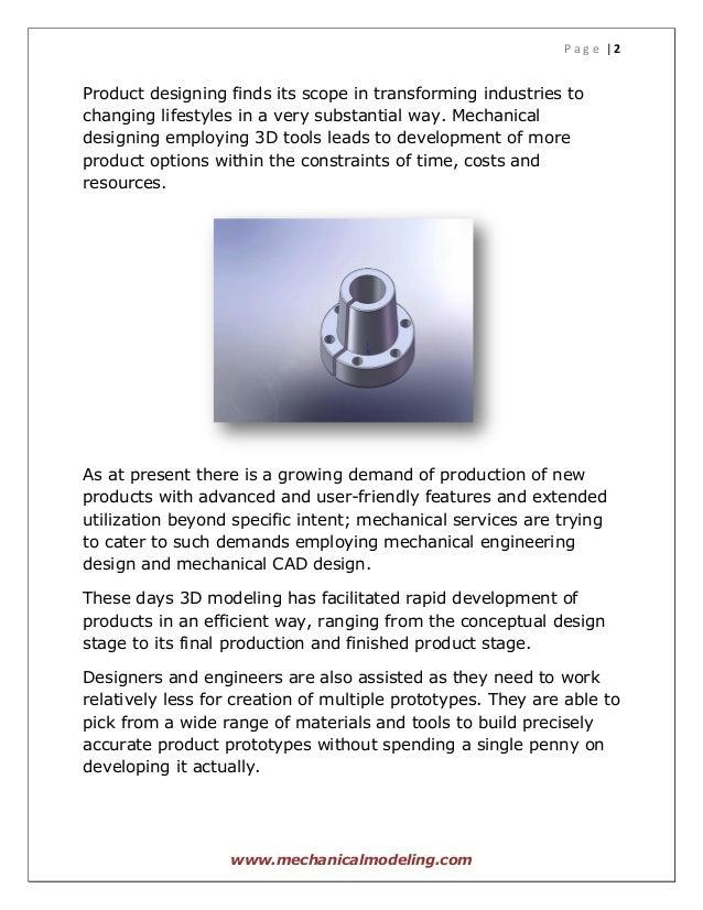 Get the advantages of efficient product design and for Product design and development services