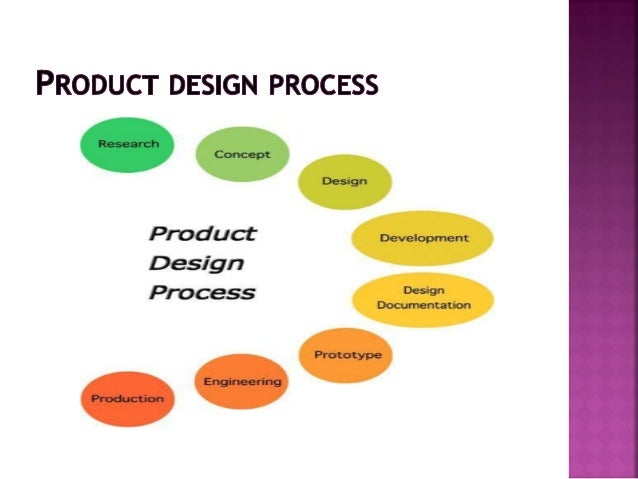 Product design engineer career information presentation for Product design for manufacturing
