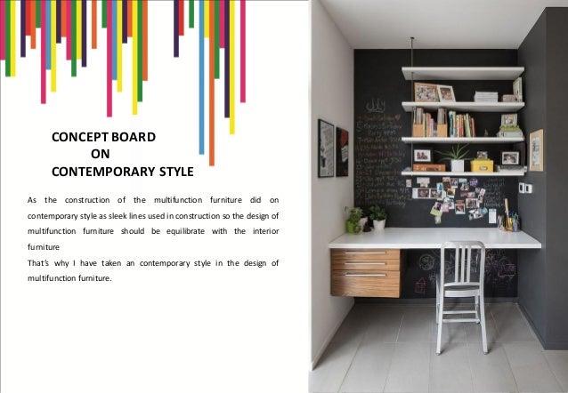 Multifunction Furniture product design multi function furniture