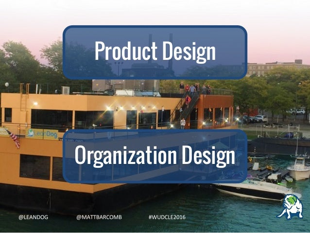 Product Design and Organization Design: Two sides of the same coin (1) Slide 2