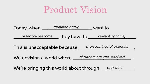 The Product Strategy Chapter Eight