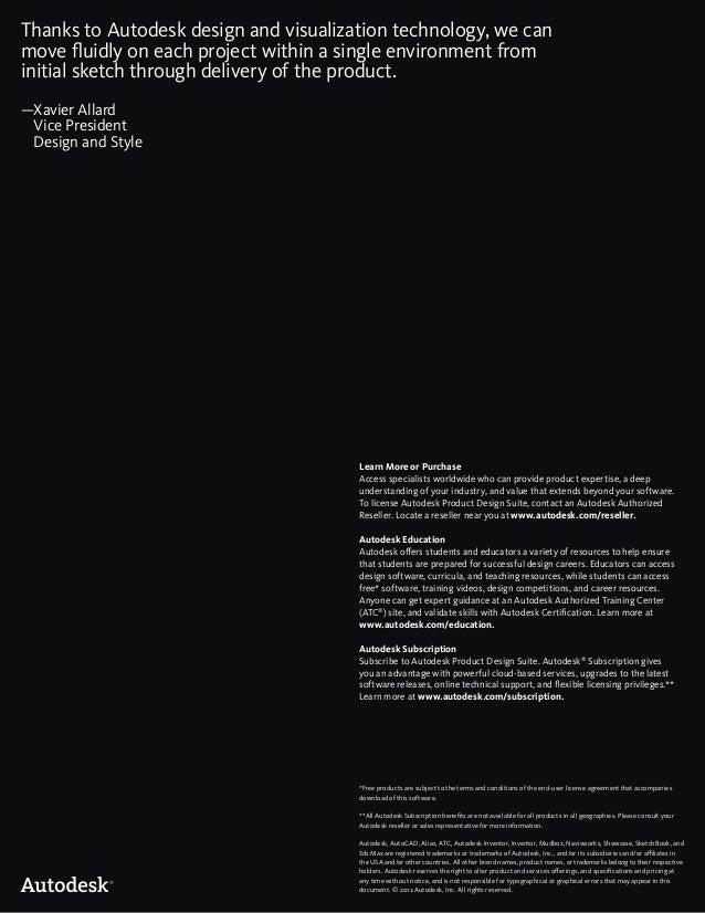 Product design suite_2013_brochure_en
