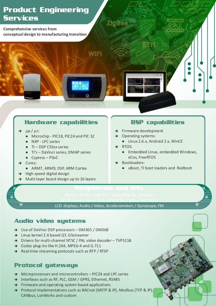Product Engg Services