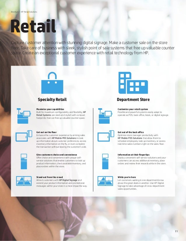 Retail Solutions HP