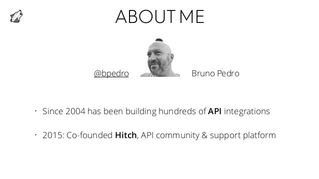 How to grow your business with an API Slide 2