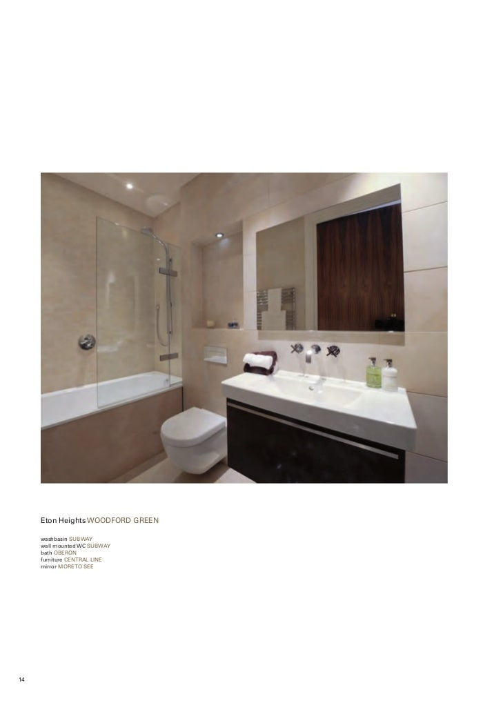 PRODUCT RECOMMENDATIONS 13  14. Villeroy   Boch Product Guide   H ng Hi n Luxury