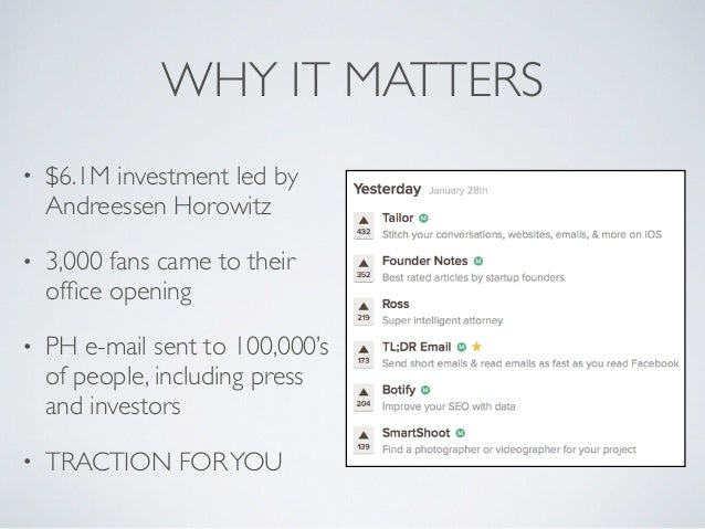 What is Product Hunt, Anyway? A Product Hunt 101  Slide 3