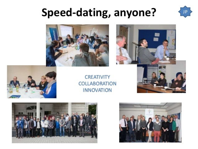 ica speed dating