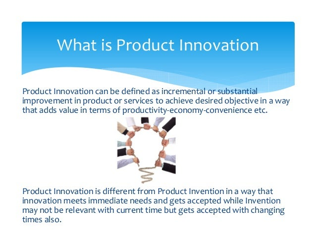 Product innovation from customers 39 perspective for Product innovation consultants