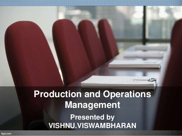 production and operation management by mmuhiyadiin Operations management and marketing are the two functional areas that exist to support activities in other functions such as accounting, finance, it and human resources false operations.