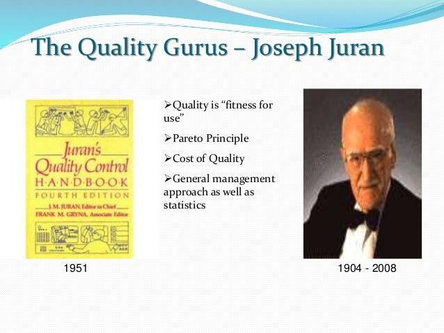 quality guru