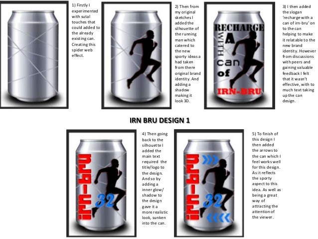 1) Firstly I experimented with sutal touches that could added to the already existing can. Creating this spider web effect...