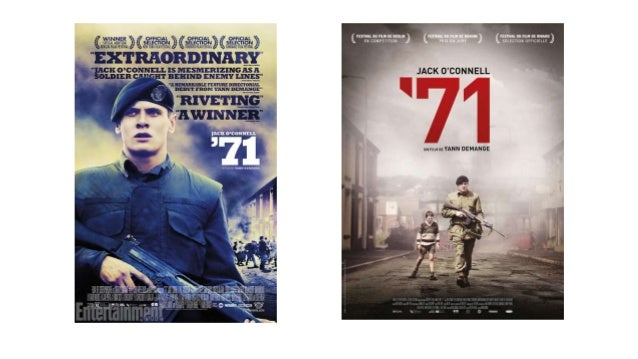 Reception • '71 received positive reviews. Rotten Tomatoes, a review aggregator, reports that 97% of 115 surveyed critics ...