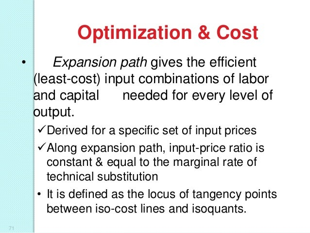 Estimation of production function – Cobb Douglas Production Function The function used to model production is of the form:...