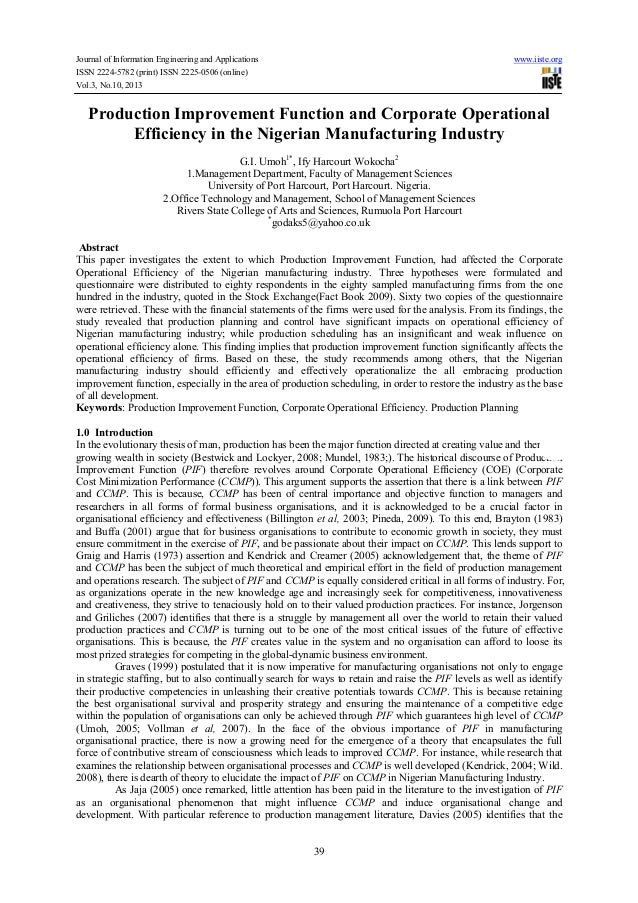 Journal of Information Engineering and Applications ISSN 2224-5782 (print) ISSN 2225-0506 (online) Vol.3, No.10, 2013  www...