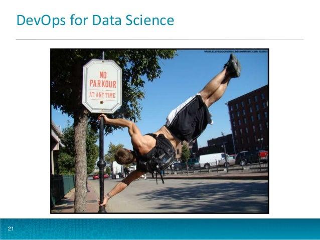 DevOps for Data Science  21