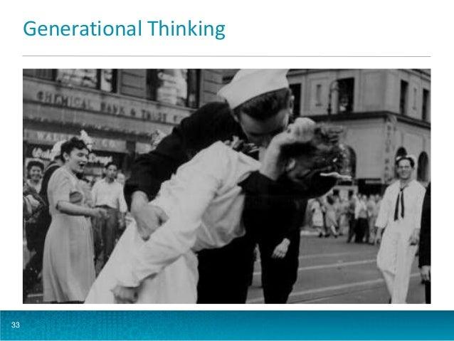 Generational Thinking  33
