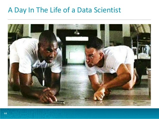 A Day In The Life of a Data Scientist  44