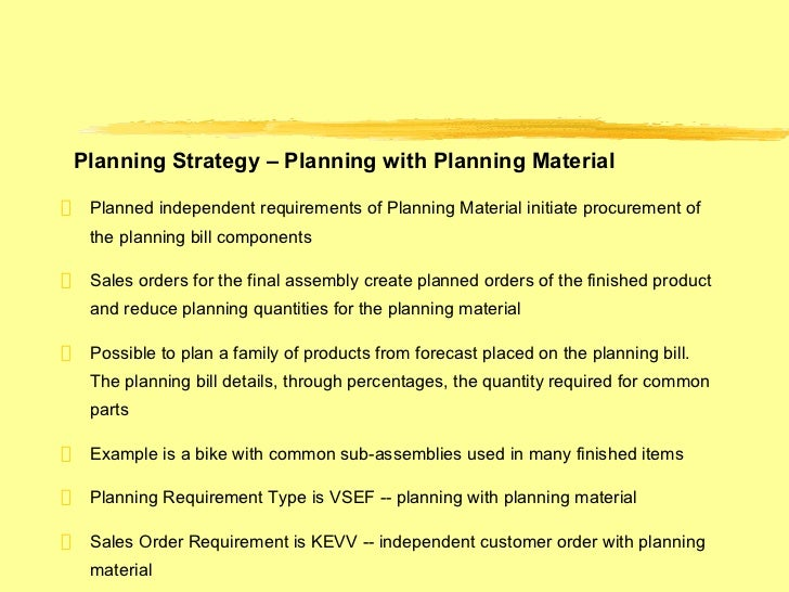 production planning strategy essay The capacity planning and control business essay  on the process and the strategic planning's  design, process planning and production control and give .
