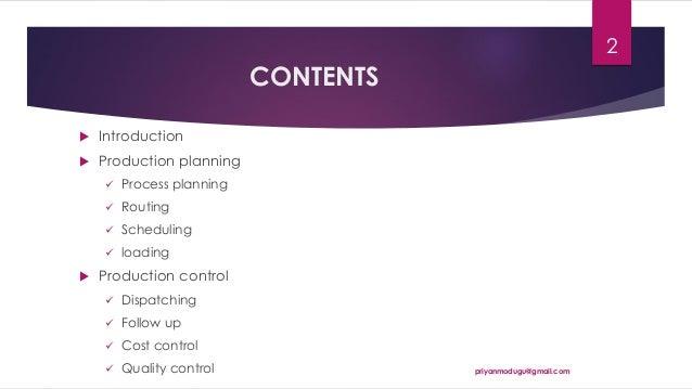 Planning material jntuk