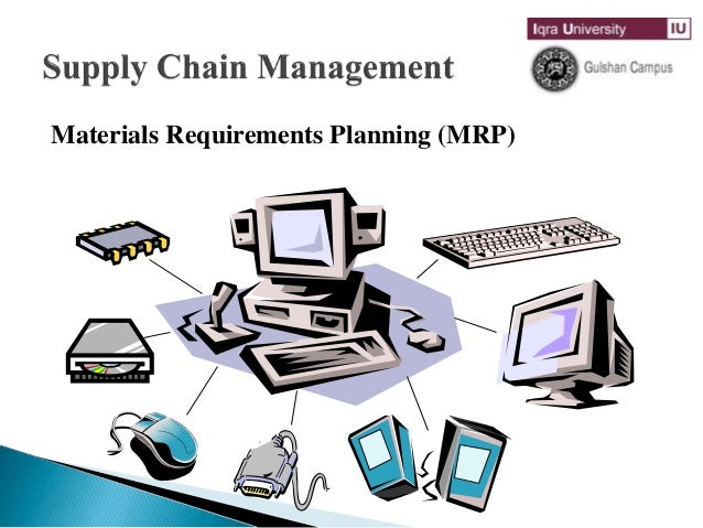 how does the material requirement planning Material requirements planning (mrp) is a type of planning focused on the management of processes in manufacturing industries mrp looks at the availability of materials for production and other related metrics.