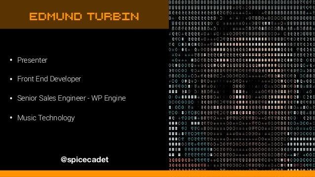 Production Ready WordPress #WPLDN Slide 2