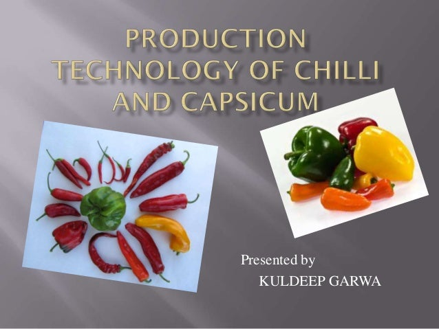 Presented by   KULDEEP GARWA